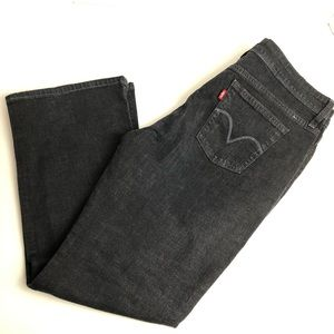 Levi's 515 High Rise Boot Cut Jeans Size 16M